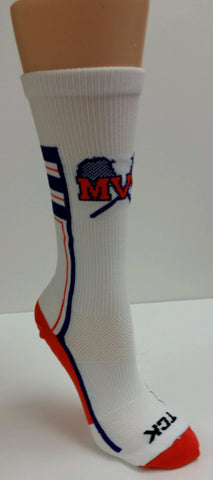 TCK Missouri Valley Lacrosse socks