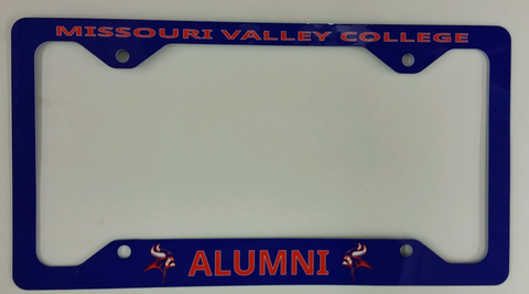Missouri Valley Accessories--License Plate Cover--Customizable