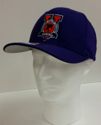 Missouri Valley Hat--Richardson Purple Fitted Rodeo