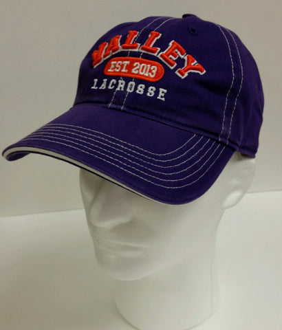 Missouri Valley Hat--Richardson Purple Lacrosse