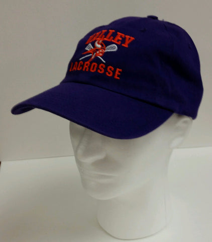 Missouri Valley Hat--Richardson Purple Lacrosse Adjustable