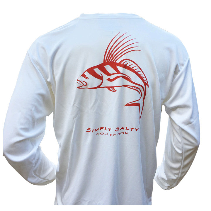 Simply Salty Collection Performance Tee's