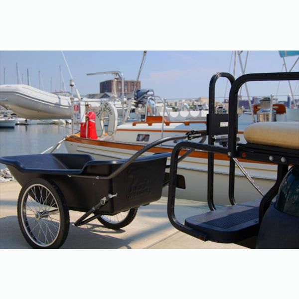Quick Connect Beach Cart Trailer Hitch