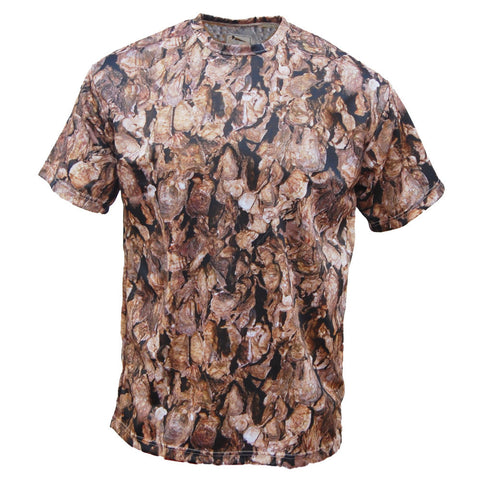 Oystaflage Short Sleeve Performance T's