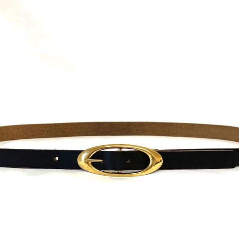 <!--BK001-->oval buckle belt