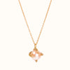 SALE - pearl shard necklace
