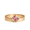 <!--RG635-->square crown jewel ring