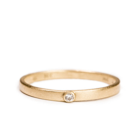 <!--RG440-->diamond stacking ring