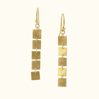 zoe 5 down earrings