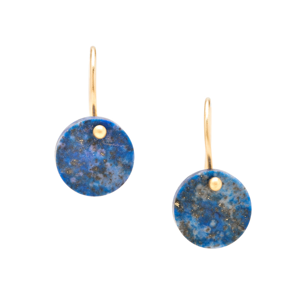 <!--ER903--> disc earrings