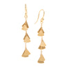 <!--ER908--> ginko lite cascade earrings