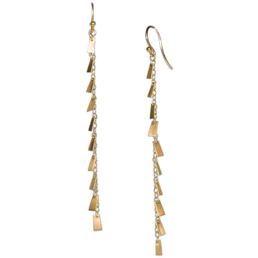 <!--ER691-->flutter XL strand earrings