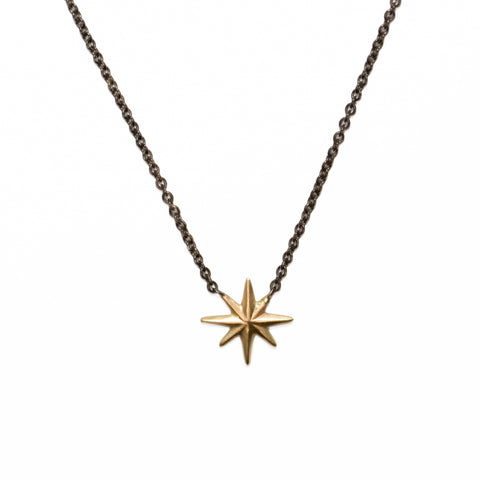 <!--NK635-->suspended twinkle necklace