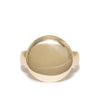 <!--RG745-->large round mirror ring