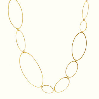 mega ellipse necklace