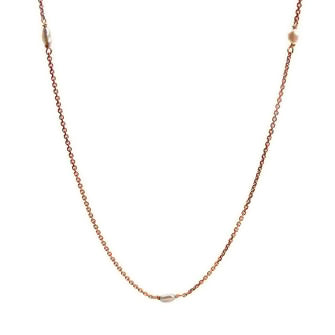 <!--NK768-->repeating slinky necklace