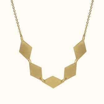 tina 5 across necklace