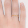 <!--RG577-->maya plain stacking ring