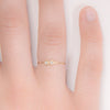 lovebirds diamond ring