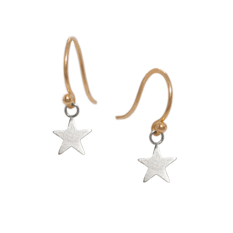 <!--ER587-->shooting star earrings