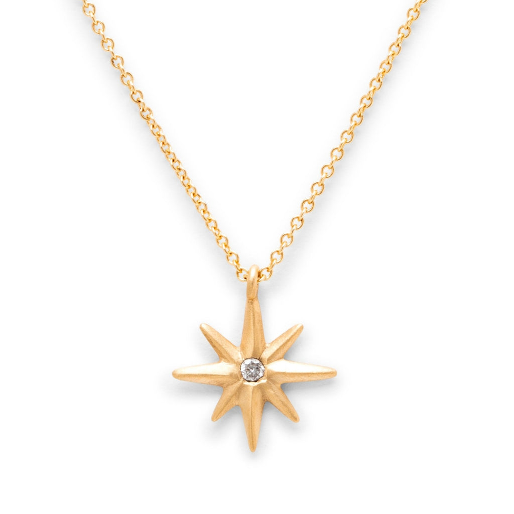<!--NK637-->twinkle necklace with diamond