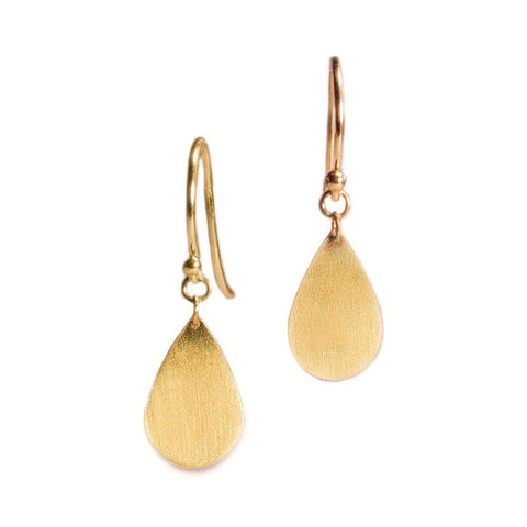<!--ER799-->single teardrop earrings