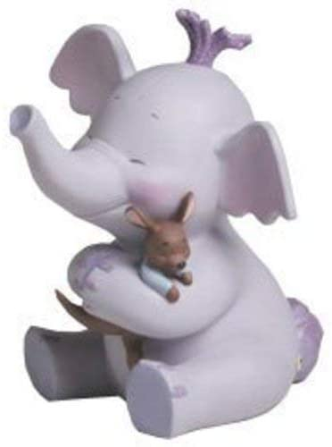 Disney ImpressionsHugs Come in All Shapes and Sizes - Lumpy Bank Figurine 4004826