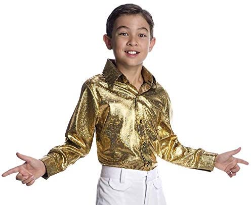 Charades Hologram Children's Disco Top, As Shown, Large
