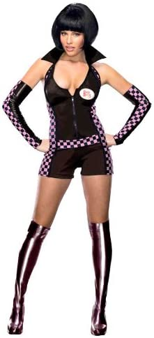 Deluxe Trixie Speed Racer Sexy Costume - Womens Medium