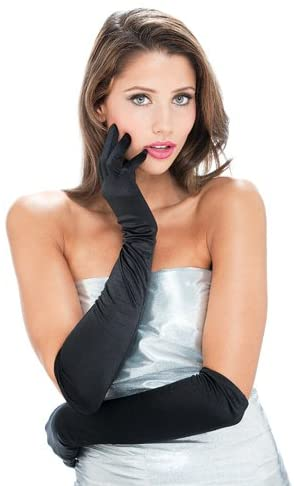 Paper Magic Women's French Kiss Short Gloves