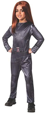 Avengers Black Widow Child Costume