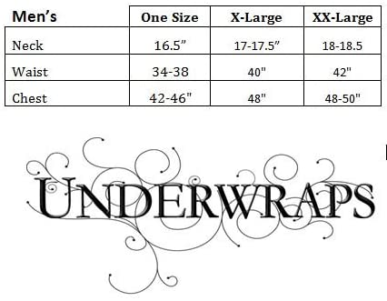Underwraps - RENAISSANCE CAPE BLACK