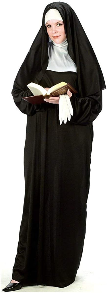 Mother Superior Adult Costume - Plus Size 1X/2X