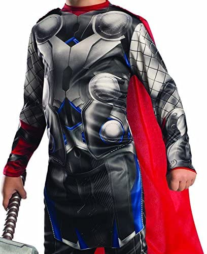 Rubie's Costume Avengers 2 Age of Ultron Child's Thor Costume, Large