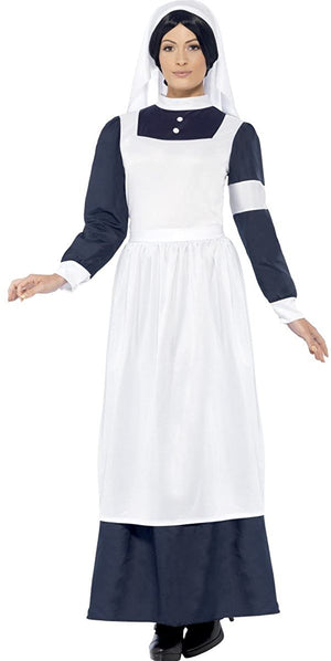 Smiffy's Women's Great War Nurse Costume