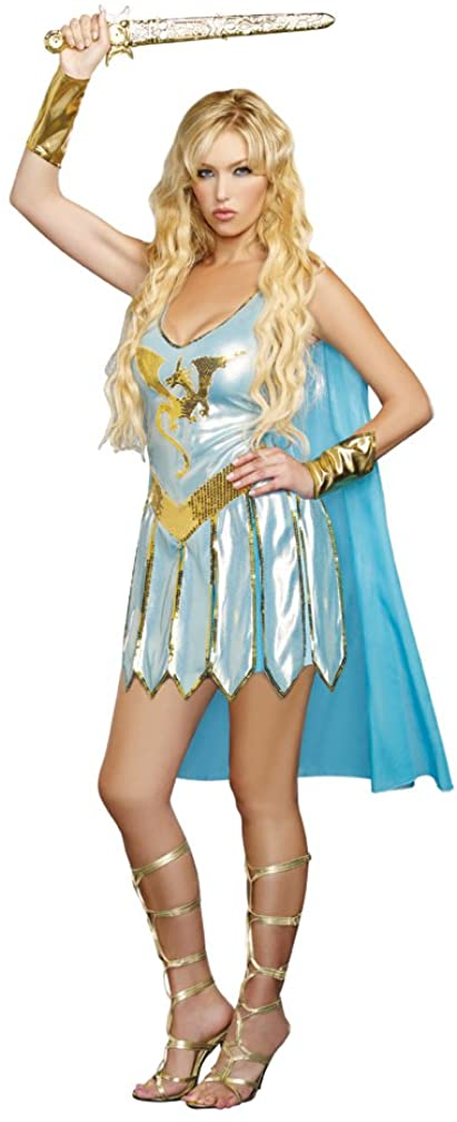 Adult Dragon Warrior Queen Sexy Costume