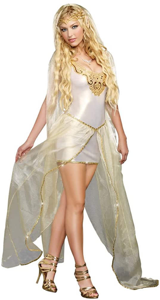 Dreamgirl Women's Elf Princess Costume