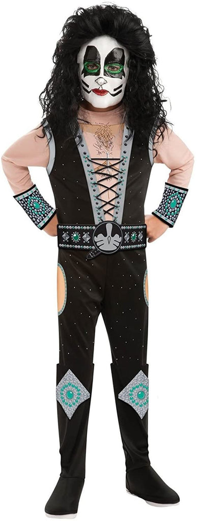 KISS - Catman Deluxe Child Costume