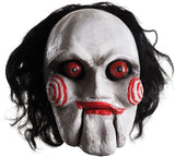 Rubie's Men's Saw Billy Overhead Latex Mask