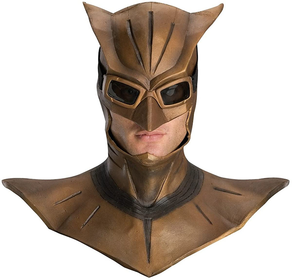 Nite Owl Overhead Mask with Cowl Costume Accessory