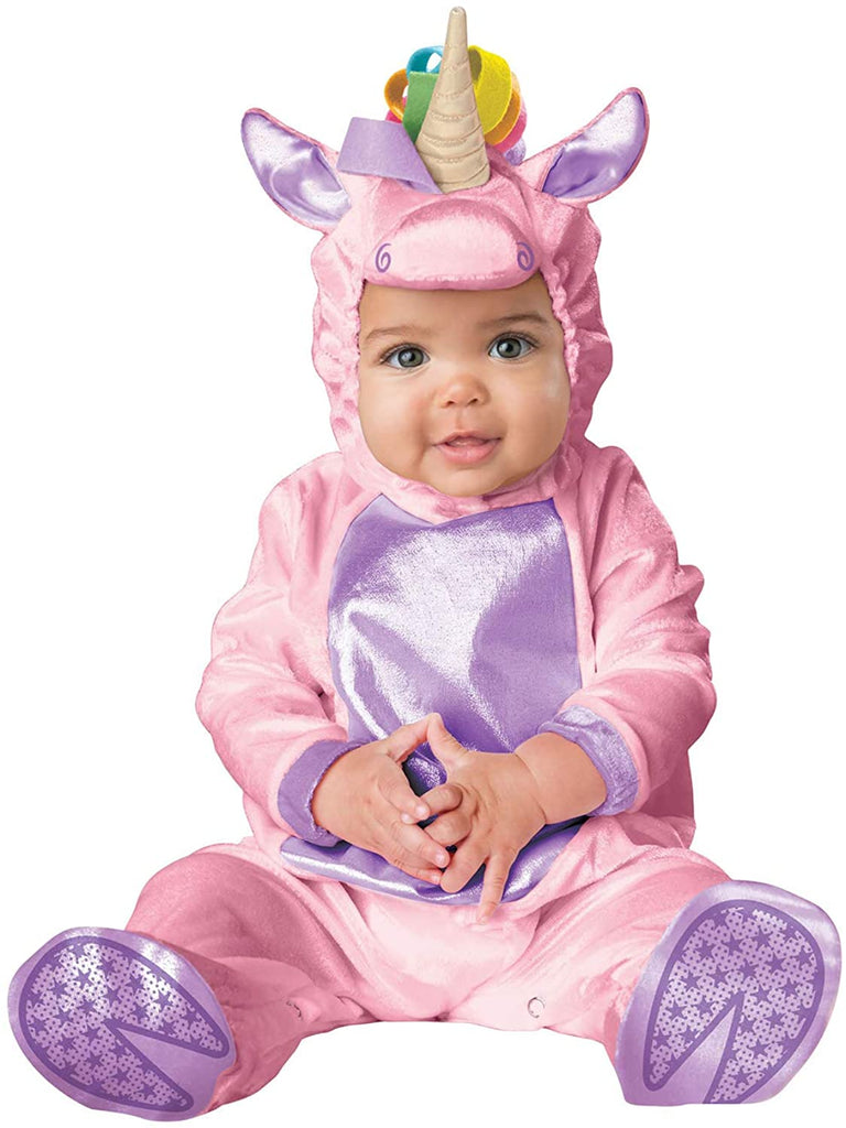 InCharacter Little Pink Unicorn Infant Costume