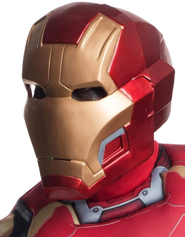 "Avengers 2 - Age of Ultron:""Mark 43"" Iron Man 2 Piece Mask For Men"