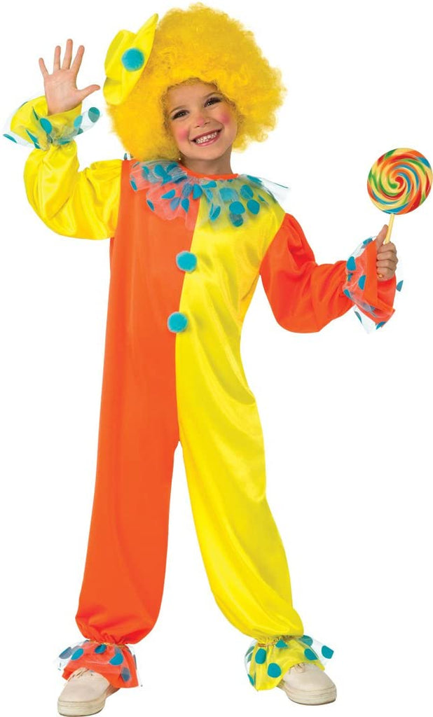 Party Clown Costume
