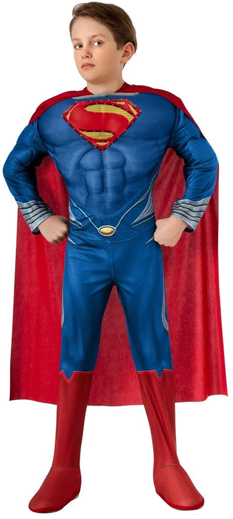 Rubie's Superman, Man of Steel, Deluxe Kids Costume