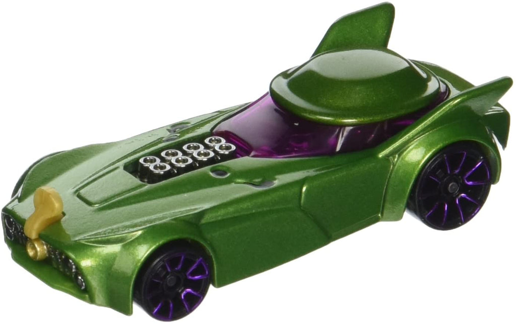 Hot Wheels DC The Riddler, Vehicle