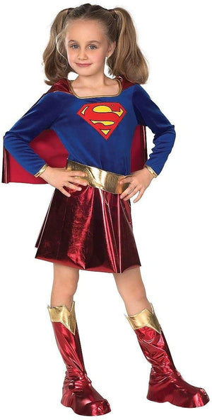 Deluxe Supergirl Kids Costume - Small