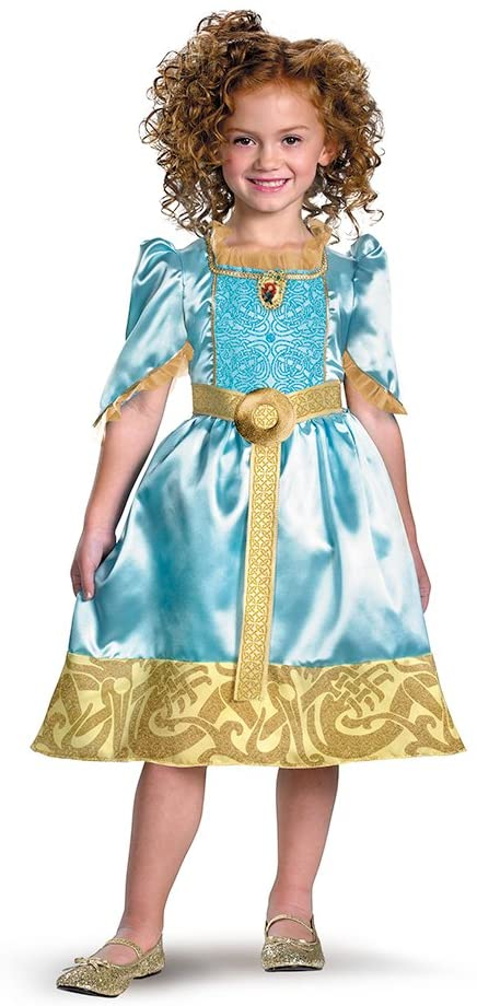 Disguise Brave Merida Classic Costume