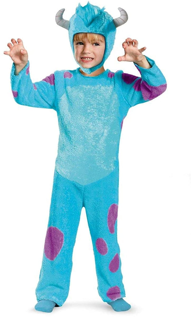Sulley Classic Toddler Costume Size: 2T
