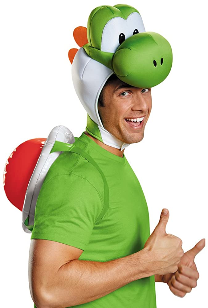 Disguise Adult Yoshi Kit