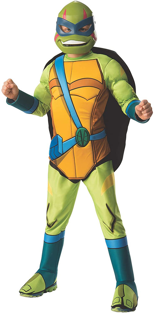 Deluxe Leonardo Ninja Turtles Boys Costume